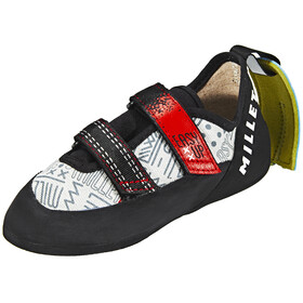 Millet Easy Up Climbing Shoes Juniors grey/red